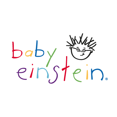 Baby Einstein vector logo.