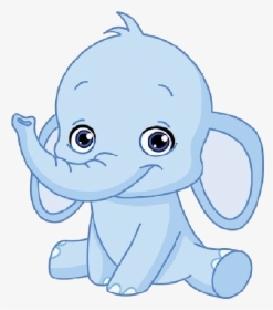 Baby Elephant PNG Images, Transparent Baby Elephant Image.