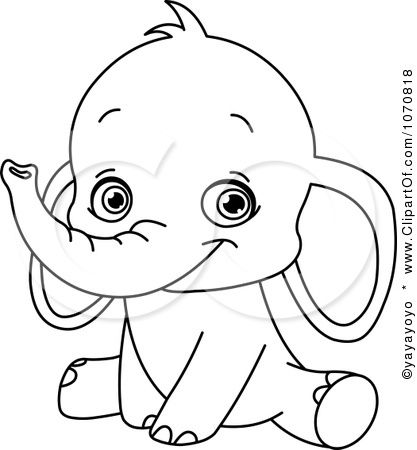 17 Best ideas about Baby Elephant Clipart on Pinterest.