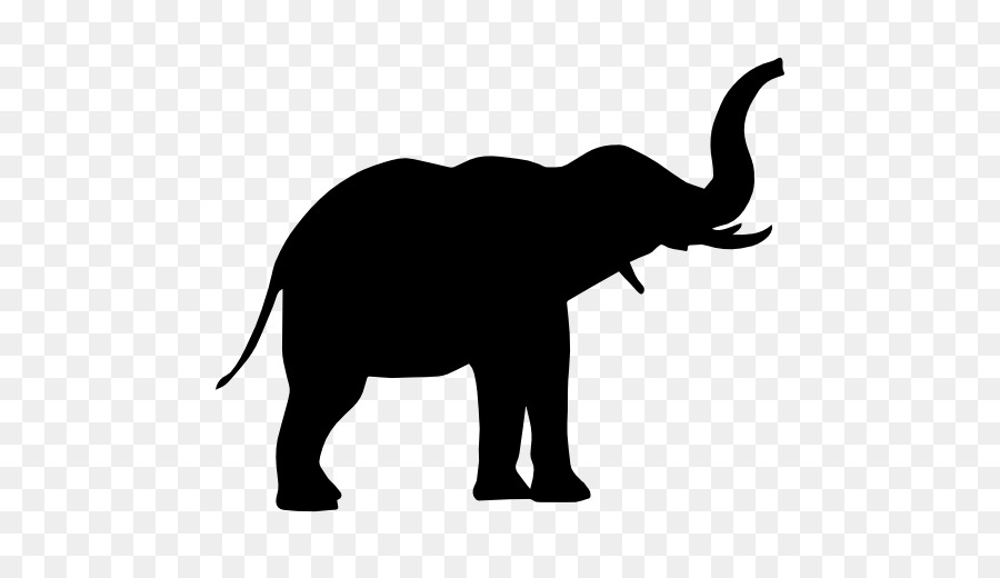 Baby Elephant Cartoon clipart.