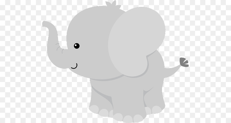Baby shower Infant Elephant Clip art.