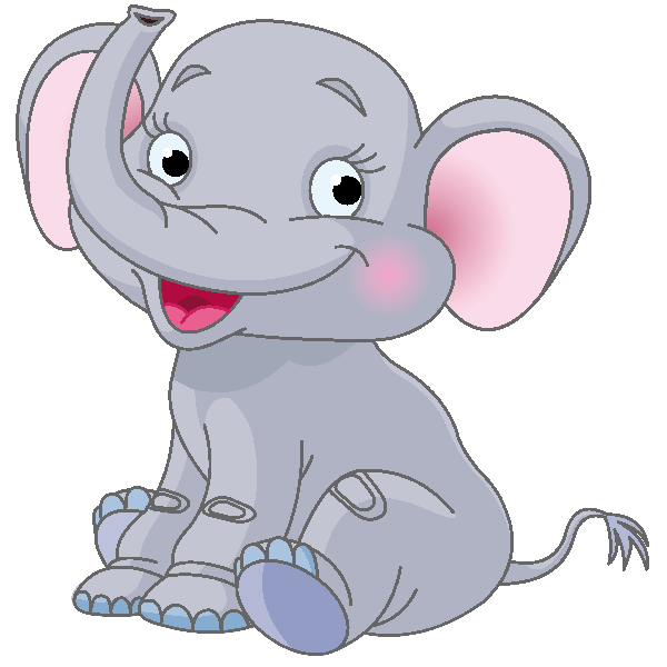 Elephants clipart toy, Elephants toy Transparent FREE for.