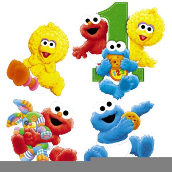 Baby Clipart Elmo.