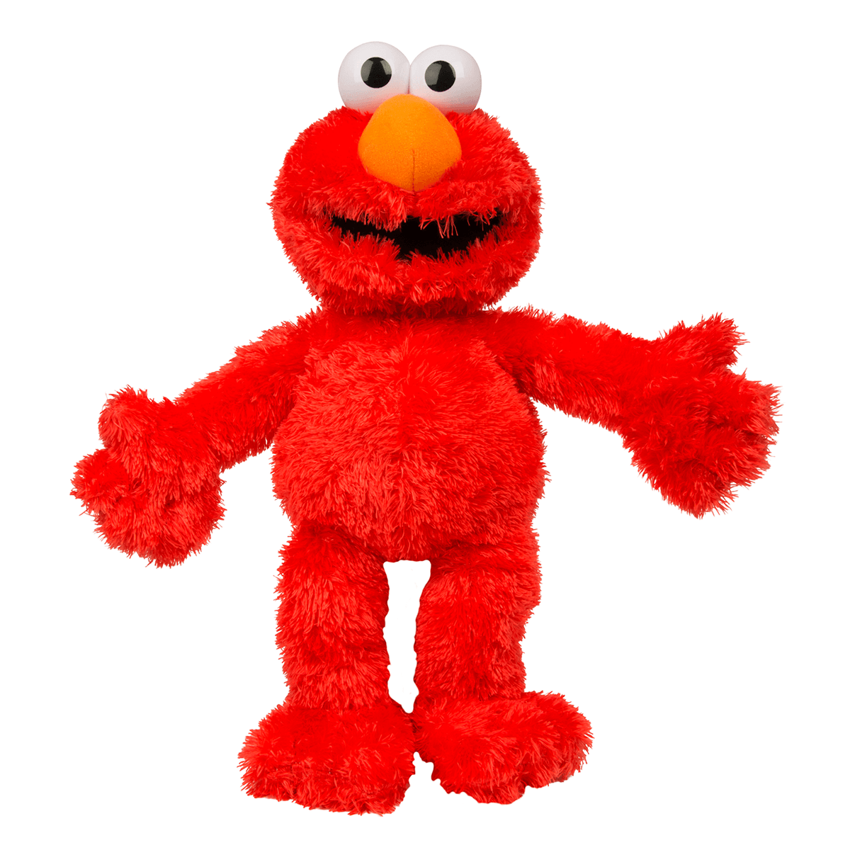 Tickle Me Elmo Plush.