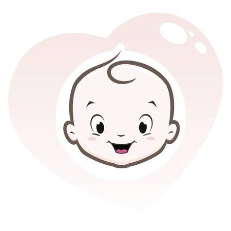 53,033 Baby Face Cliparts, Stock Vector And Royalty Free Baby Face.
