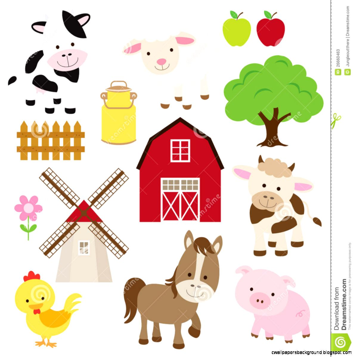Baby animal clipart free 4 » Clipart Station.
