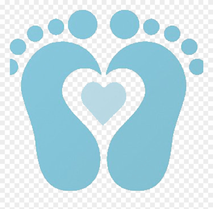 Baby Footprints Clipart Ba Footprint Clip Art Clipartsco.