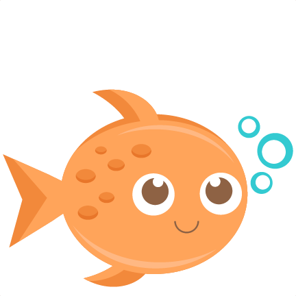 Baby Fish Clipart.