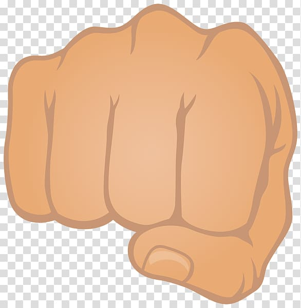 Fist bump Punch , Fist Punch transparent background PNG.