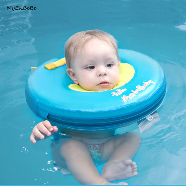2019 Safer Baby Neck Float Non Inflatable Baby Neck Swim Ring Circle  Newborn Swim Trainer Swimming Pool Accessories For 0 12months From  Sport2017,.