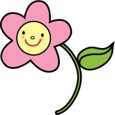 Flower Baby Clipart.