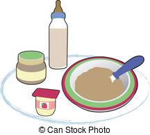 Baby food Clip Art Vector Graphics. 8,022 Baby food EPS clipart.