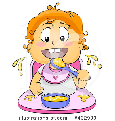 Baby Food Clipart.