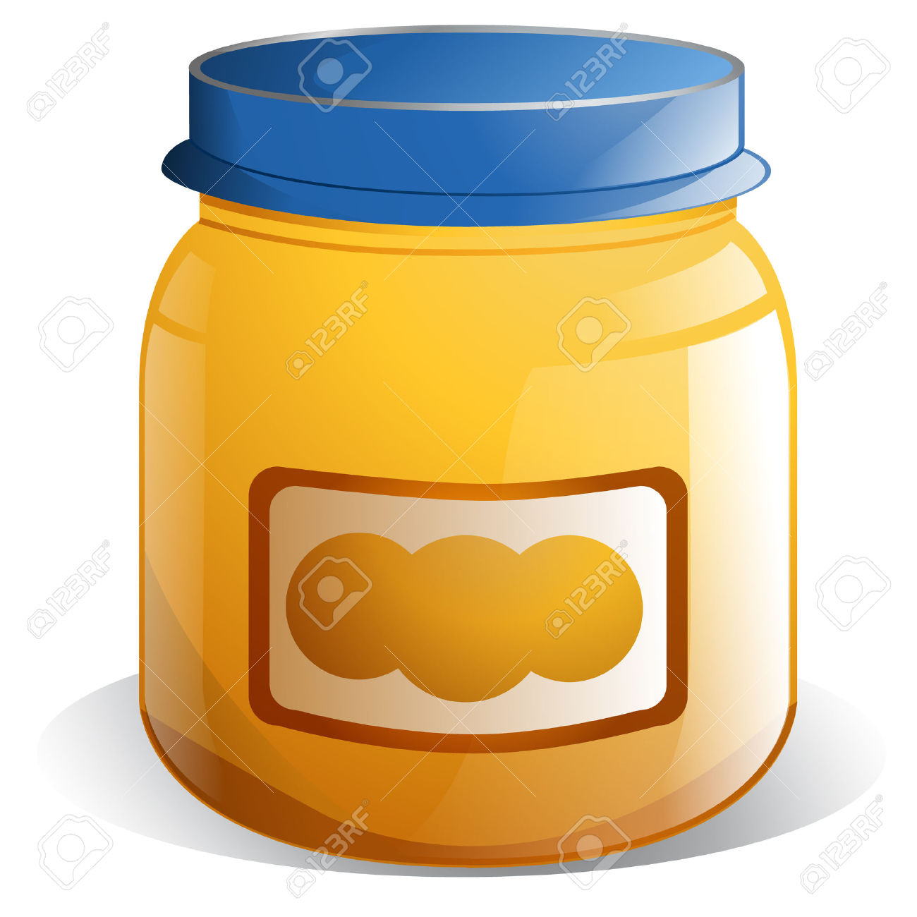 Baby food free clipart.