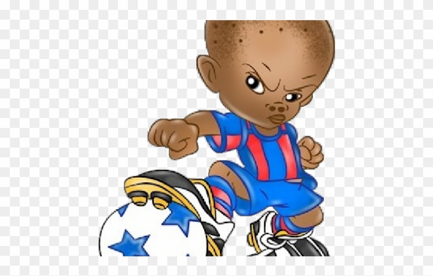 Baby Football Clipart.