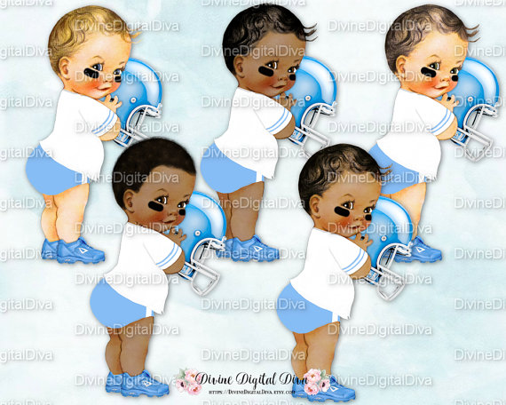 2297 Football Player free clipart.