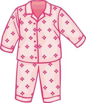 Pajama clipart baby jumpsuit, Pajama baby jumpsuit.