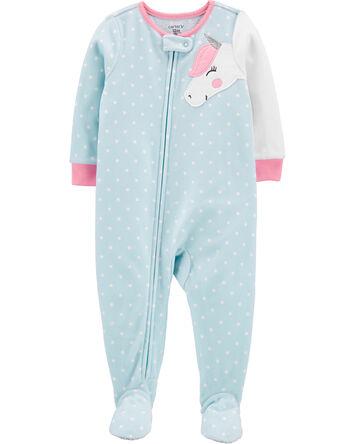 Baby Girl Pajamas.