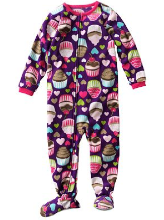 Carter\'s Fleece Footed Pajamas.