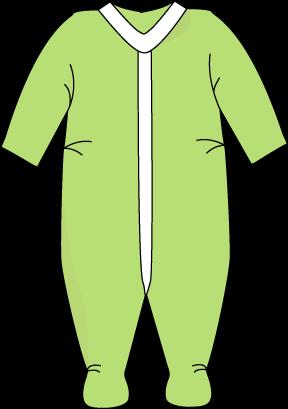 Green Footed Pajamas.