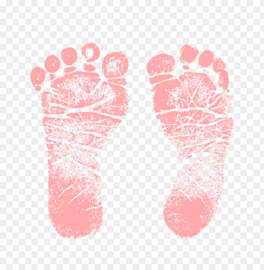 icture black and white stock baby footprints clipart.