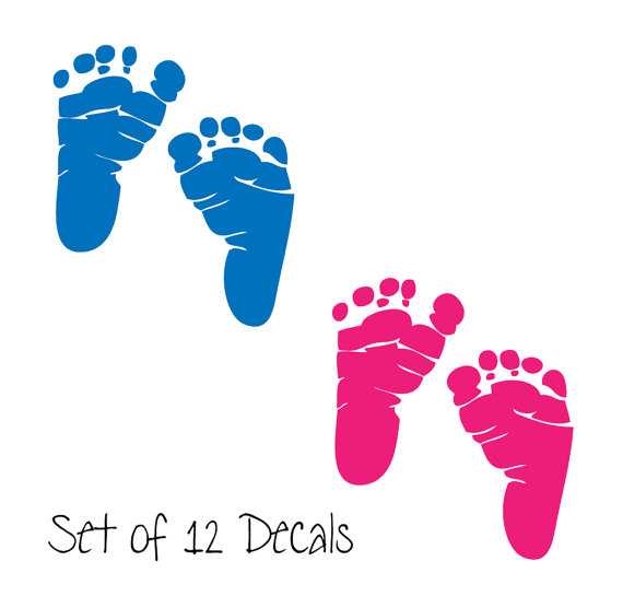 Free Baby Footprints, Download Free Clip Art, Free Clip Art on.