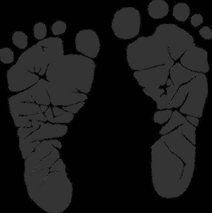 Baby Footprint.
