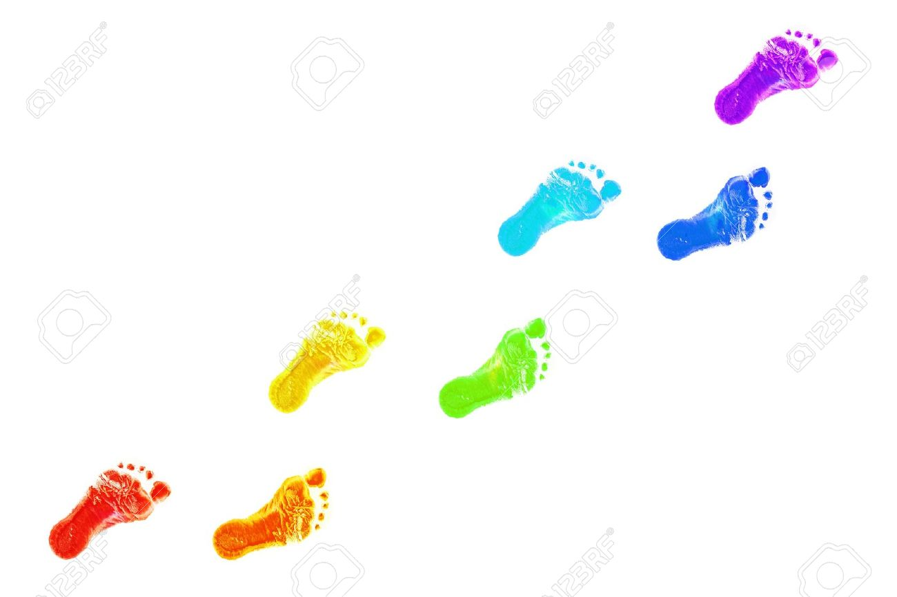 Baby Footprints Print Clipart 20 Free Cliparts