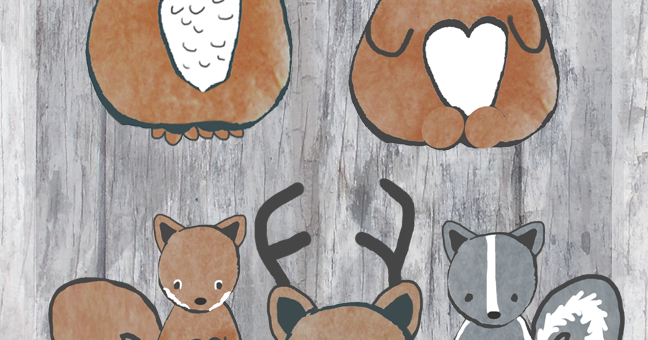 We Lived Happily Ever After: Free Forest Animal Clip Art Graphics.