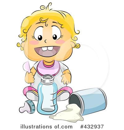 Baby Formula Clipart #432937.