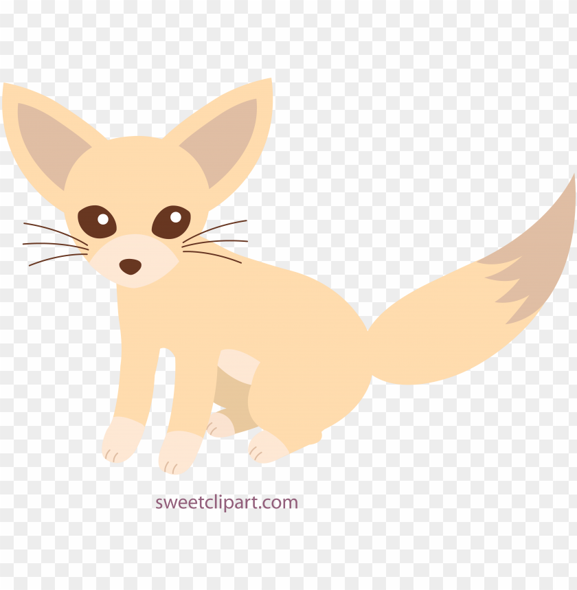 fox clipart baby fox.