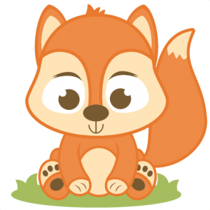 Baby Fox Clip Art, Download Free Clip Art on Clipart Bay.