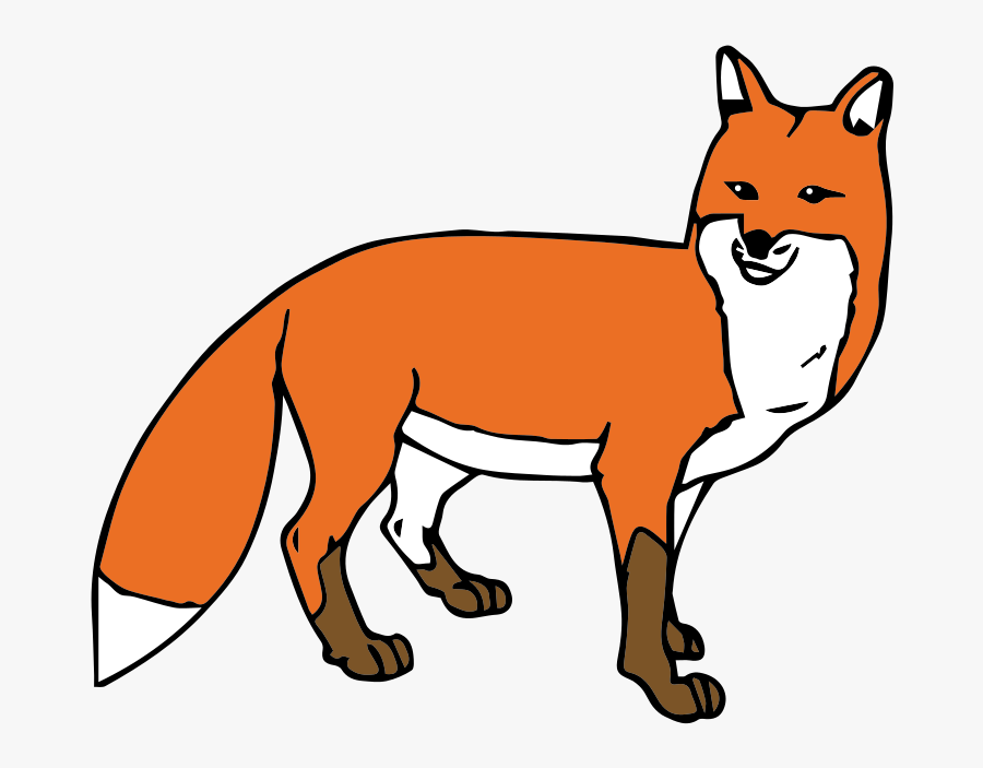 Fox Free To Use Cliparts.