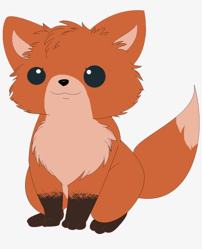 Baby Fox Png Photo.
