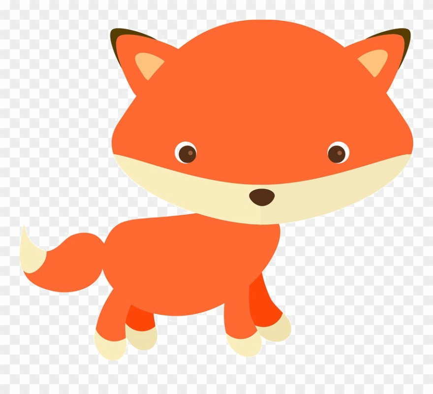 Baby Fox Png Image.
