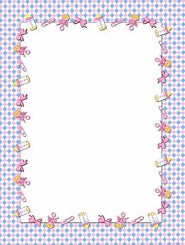 Baby frame clipart » Clipart Portal.