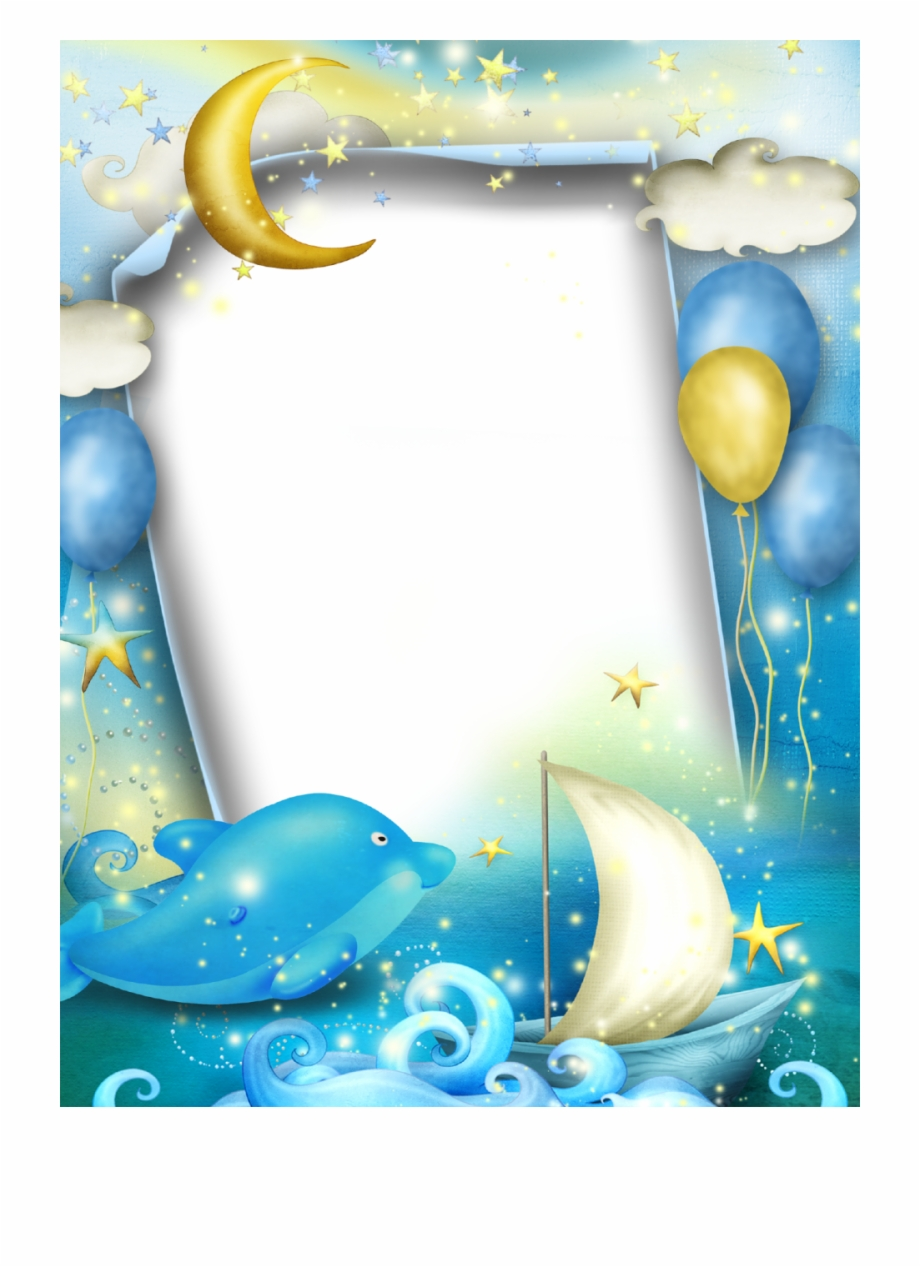 Frame For Baby Hd Png Free PNG Images & Clipart Download #5386292.