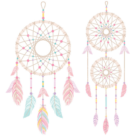 471 Dream Catcher free clipart.