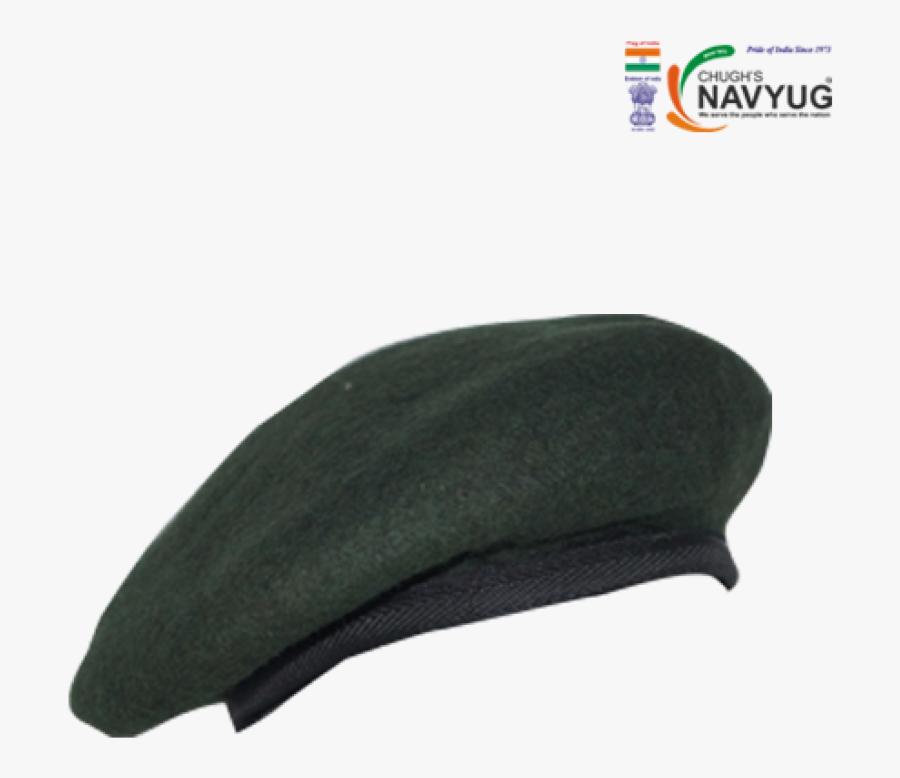 Transparent French Beret Clipart.