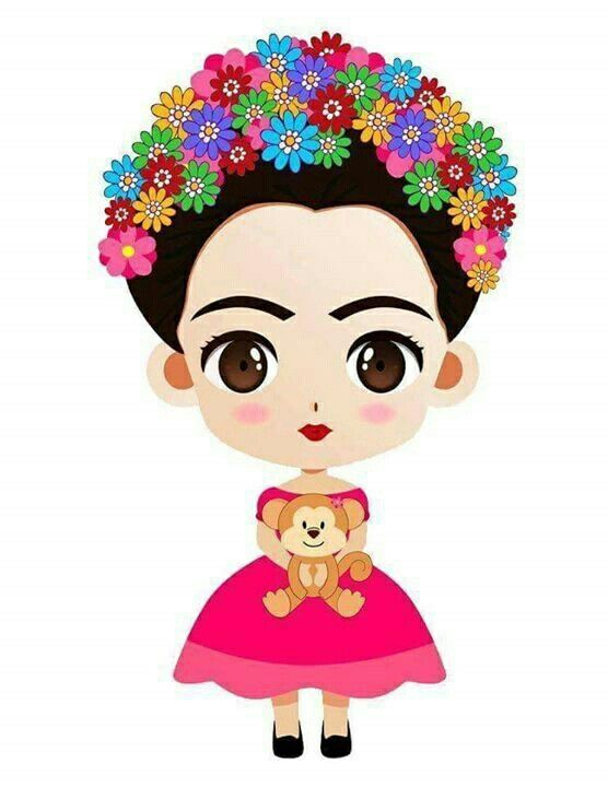 Frida Kahlo Clipart at GetDrawings.com.