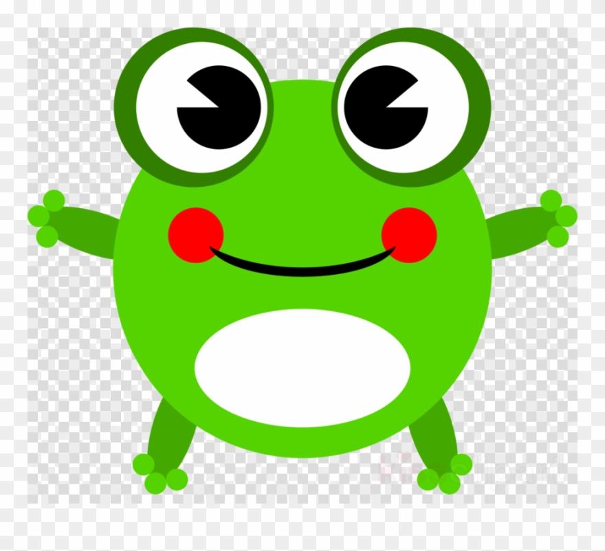 Baby Frog Cartoon Clipart Frog Clip Art.