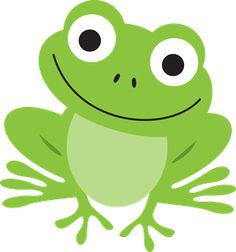 Baby Frogs Clipart.