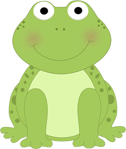 Baby frog guest book clipart clipart images gallery for free.