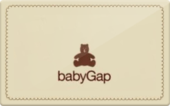 Baby Gap Gift Card Discount.