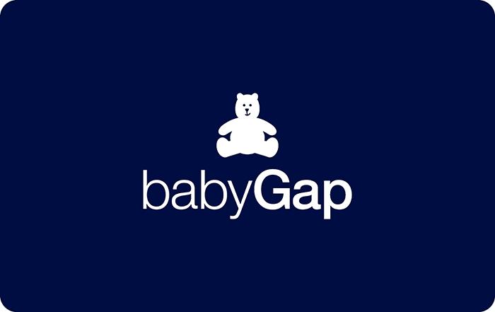 babyGap eGift Card.