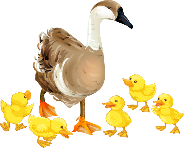 Mother Goose Clipart  Clip Art Mother Goose  Free