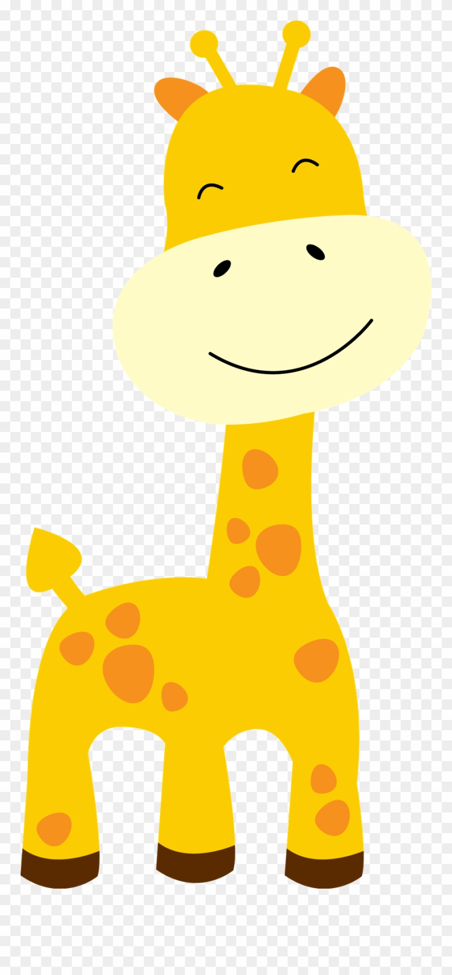 Vector Transparent Stock Giraffes G Pinterest.
