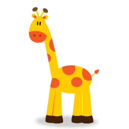 Baby Giraffe Clipart Free.