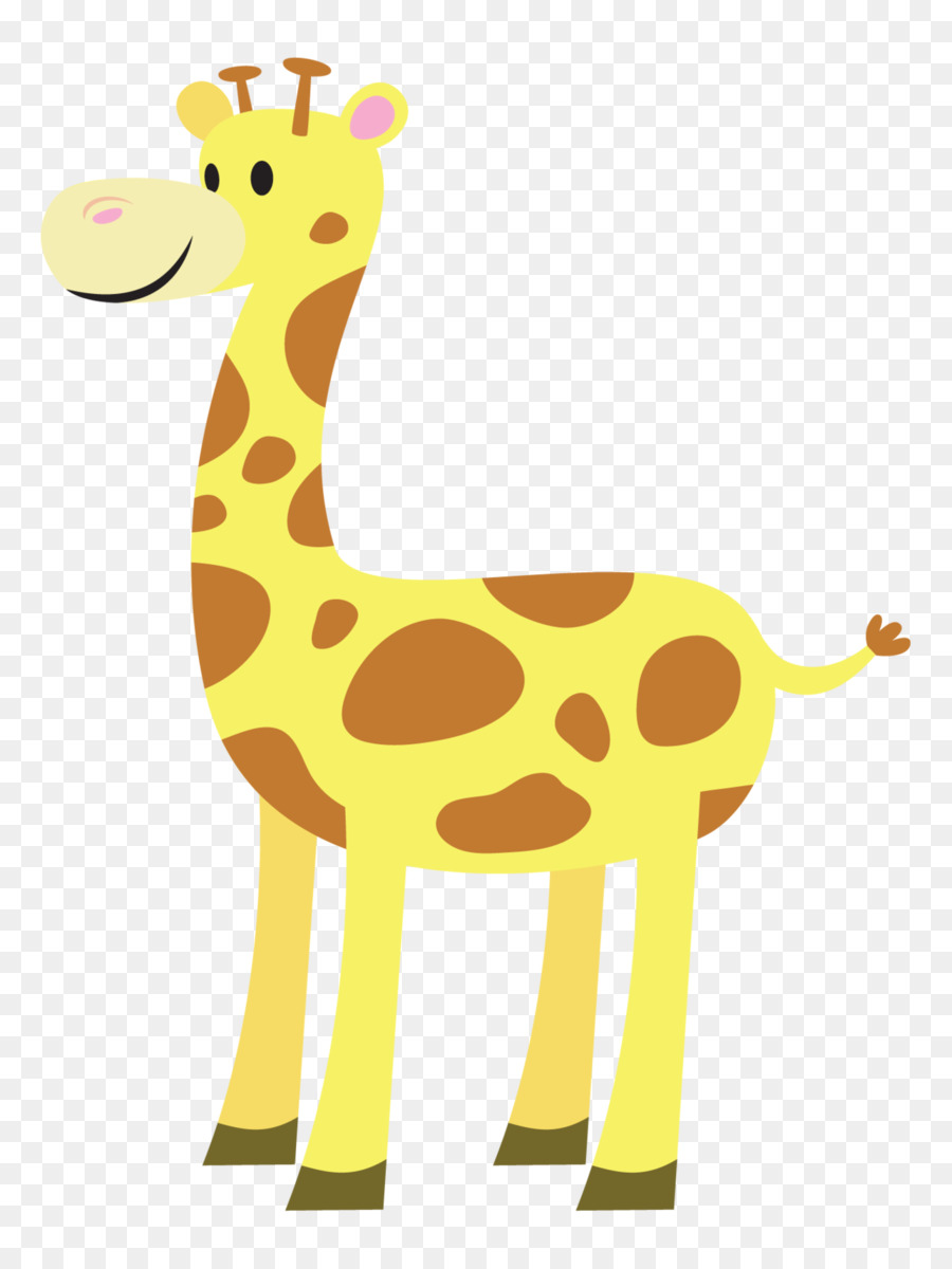 Giraffe Cartoon png download.