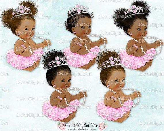 Ballerina Tutu Tiara Gems Pearls Pink Silver.